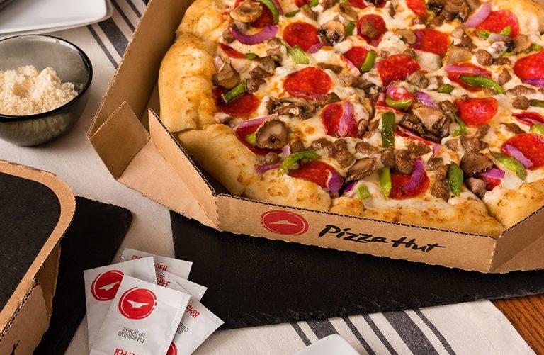 Đánh giá ưu nhược điểm của Pizza Hut